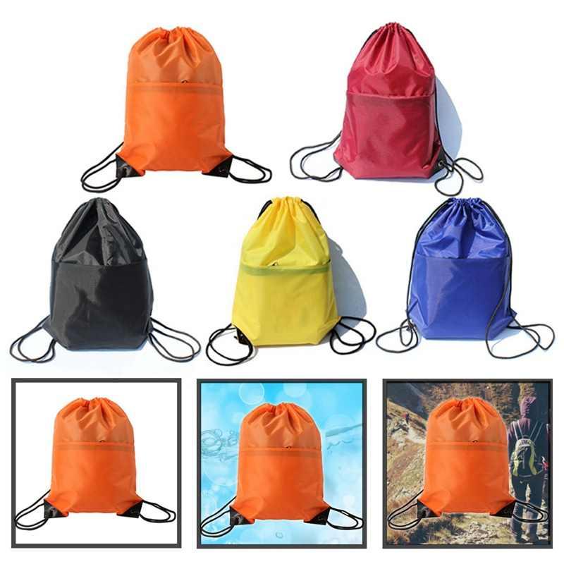 Gym Bag Foldable Waterproof Backpack Camping Beach Hiking Swimming Bag Sports Ba