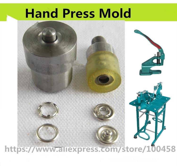 Instalare manuală Buton de fixare metalică Buton de fixare Mufe și - Arte, meșteșuguri și cusut