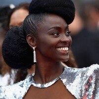 New Fashion Cubic Zirconia Pendant Tassel Earrings Femme 2019 Jewelry for Women Earrings Wedding Party Occasion Accessories