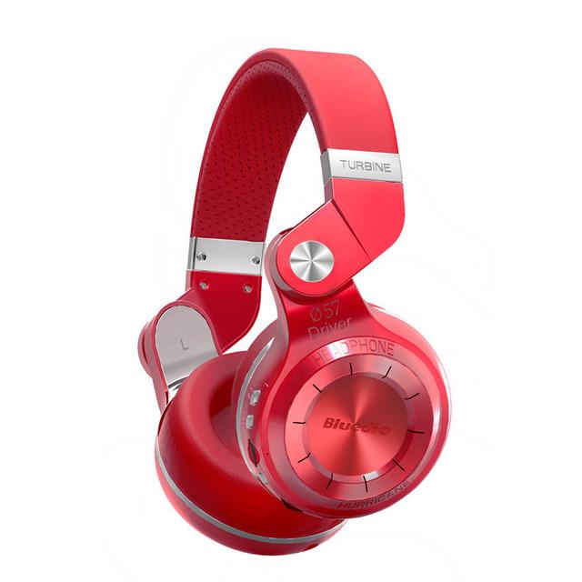 Bluedio T2+ Wireless Bluetooth 5.0 Stereo Headphone sd card&FM radio Headset with Mic High Bass Sounds