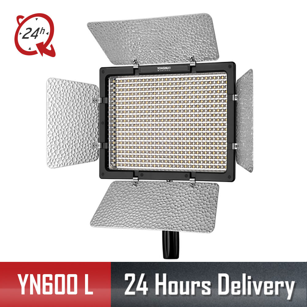YONGNUO YN600L YN600 600 lumière led Panneau 3200 K-5500 K led lampes photographie POUR éclairage vidéo avec 2.4G À Distance APP à distance