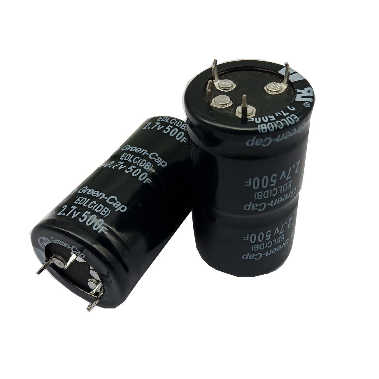 Farad Capacitor Automotive Universal 1PCS Orifice 35--60mm