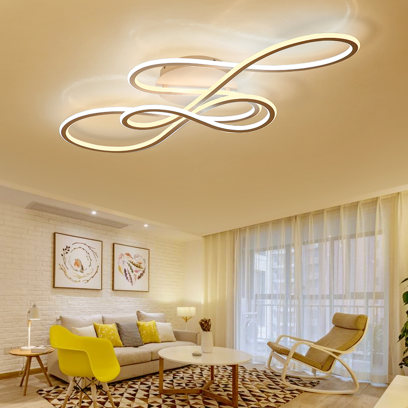 NEO Gleam Double Glow modern led ceiling lights for living room bedroom lamparas de techo dimming ceiling lights lamp fixtures modern led ceiling lights for living room bedroom lamparas de techo dimming ceiling lights lamp fixtures