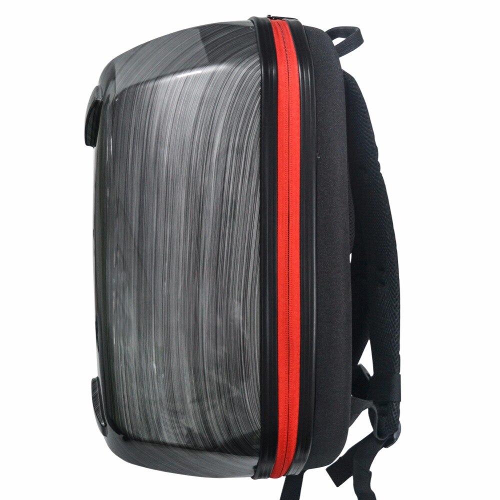 цена на Phantom 4 Hardshell Bag Backpack Shoulder Carry Case Hard Shell Box for DJI Phantom 4 Standard FPV Drone Quadcopter