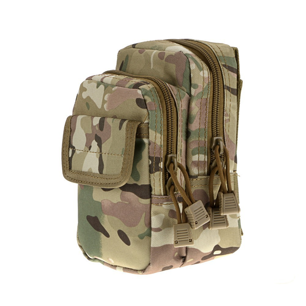 Tactical Nylon Waist Belt Bags Wallet Pouch Purse Outdoor Sport military Waist Pack Camping Hiking Bag outdoor multi funtion bag ...