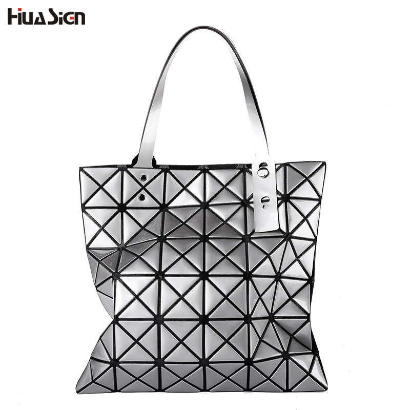 Fashion Bao Bao Women Bag Summer 2017 Handbag Geometric Folding Shoulder Bag Bolsa Feminina Baobao 2017 fashion tote laser bag women baobao hand bags summer geometric bao bao handbag ladies famous brands shoulder bag big