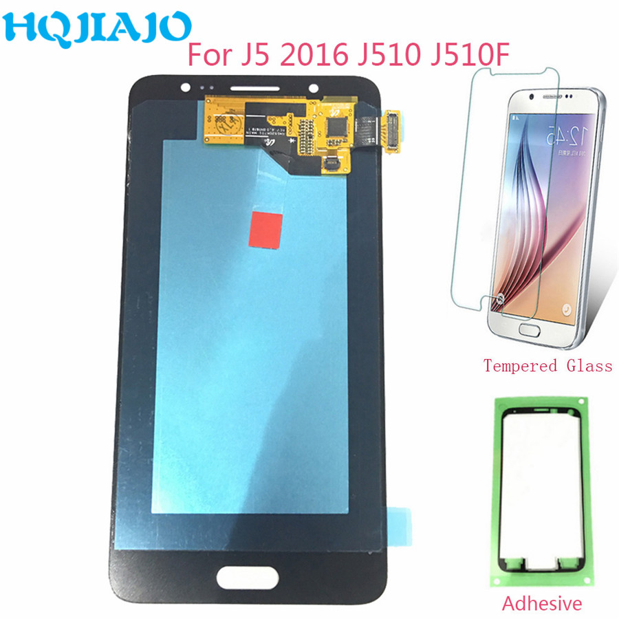 LCD Screen For J5 J510 J510F J510Y J510M J510G LCD Display Touch Screen Digitizer For Samsung