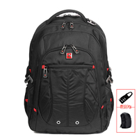 Men Backpacks Waterproof Nylon Computer Laptop Backpack School Backpacks Large Capacity Students Travel Bags SW8110I