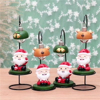 Santa Claus Decoration Night Light For Baby Valentine Gift Child Christmas Gift XMAS Japanese Style Home