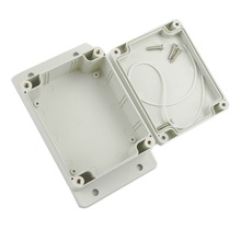 Waterproof Plastic Electronic Project Box Enclosure Cover CASE 115x90x55mm
