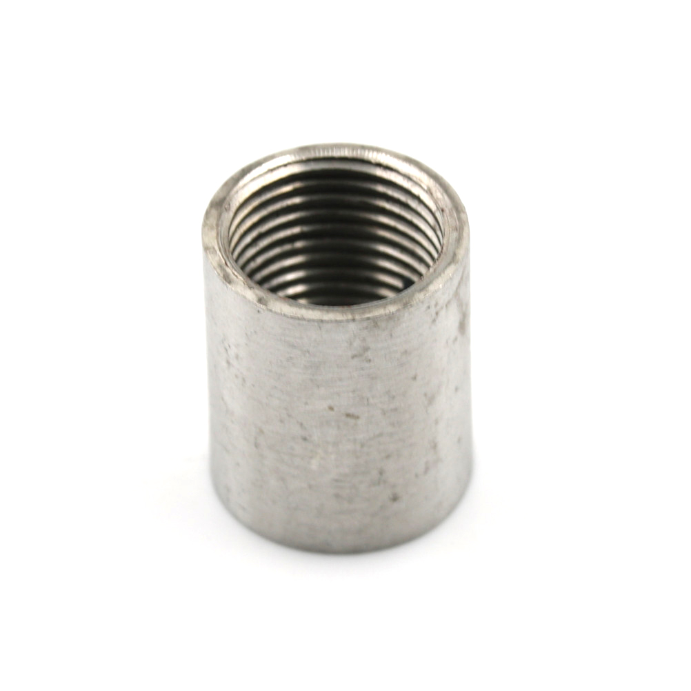 Rohre & Armaturen Sanitär 1/2 0,5 Weibliche X Weibliche Gewinde Rohr Fitting Edelstahl Ss304 Gute Qualität