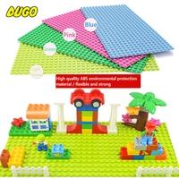 Dugo Minecrafted Big Blocks Base Plate 32 16 Dots 51 25 5 Cm DIY Baseplate Building