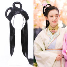 long fairy hair cosplay vintage for women shaped ancient dynasty halloween