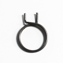 outer diameter 26.5mm door lock torsion spring 2 coils latch repair detention handle replacement flat stainless steel