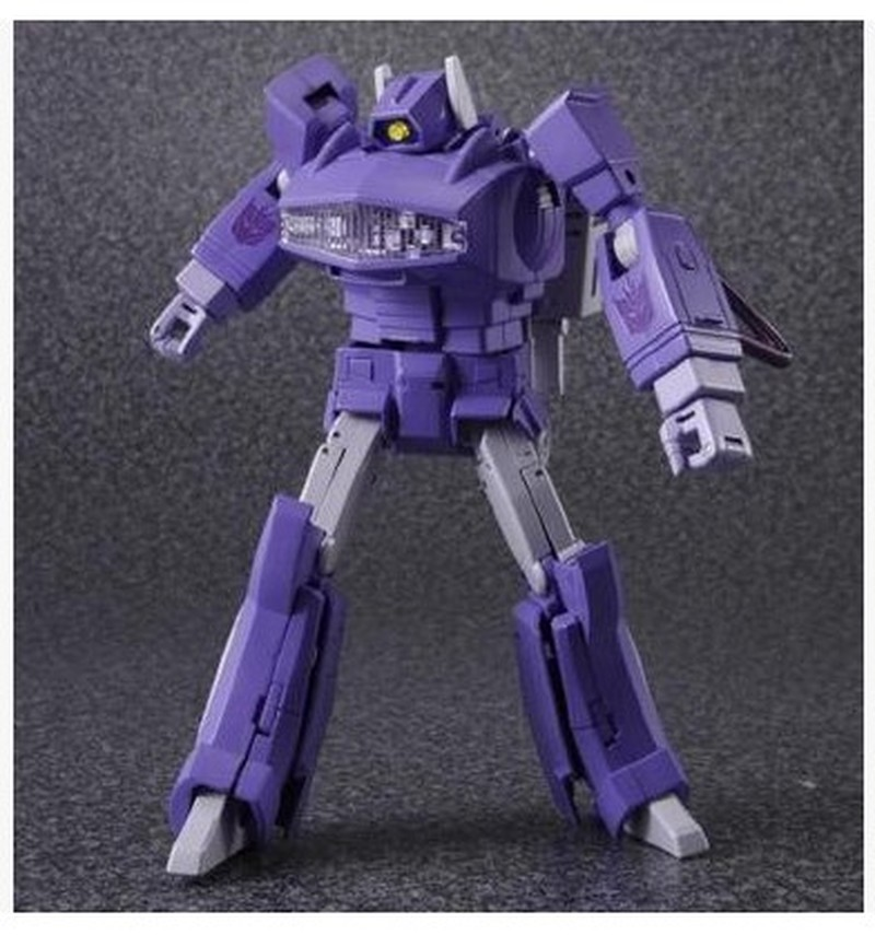 IN Stock G1 Shockwave MasterPiece with Light Transformation MP-29 MP29 KO Collection Action Figure Robot Model Kids Toys Gifts saintgi ow reaper genji soldier 76 pvc 25cm game action figure model kids toys gifts collection in stock