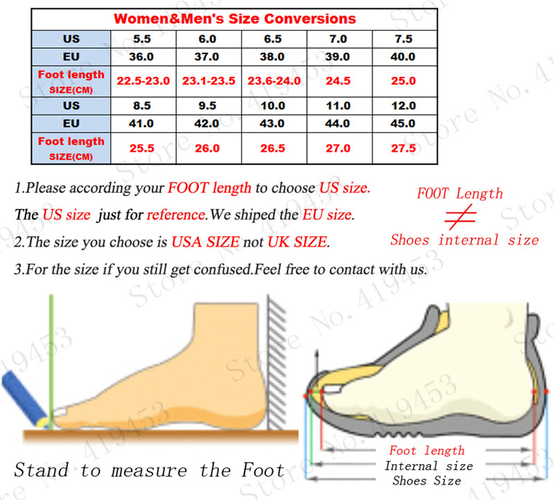 Women To Mens Shoe Size Ibovnathandedecker