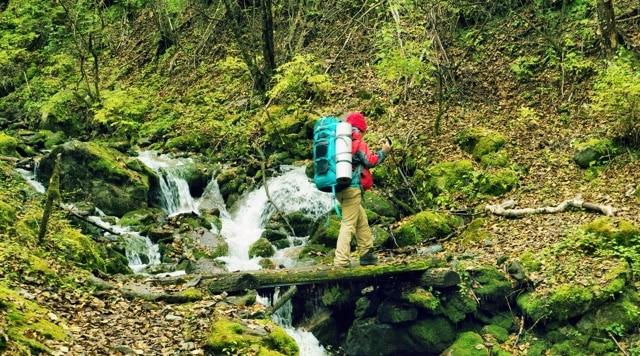 60L/70L/80L profesional montañismo bolsa de viaje al aire libre mochila hombres y mujeres impermeable mochila de senderismo 80L A4840 - 3
