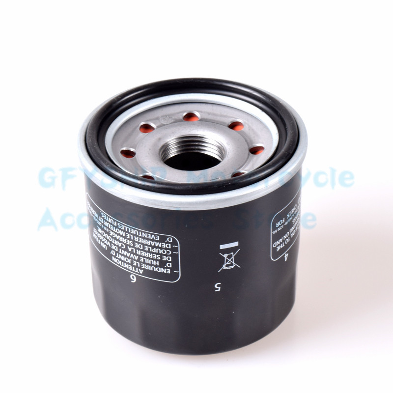 For Triumph 1050 Speed Triple R S 94 94R 2006-2018 2011 2012 2013 2014 2015 2016 Motorcycle Oil Grid Filter Moto HF204 Filters