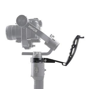 Image 2 - Gimbal Accessories Inverted Handle Sling Grip Neck Ring Mounting Extension Arm for DJI Ronin S Zhiyun Crane 2/Crane Plus AK2000