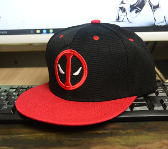 3 Styles Fancy&Fantasy Anime Comic Marvel Deadpool Hip Hop Snapback Summer Cotton Cap Hat Baseball Cap For Men Women oreimo comic anthology