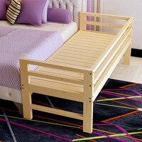 Children Bed kids furniture baby furniture solid wood kids bed lit enfant kinderbett moveis baby nest muebles minimalist 180*40