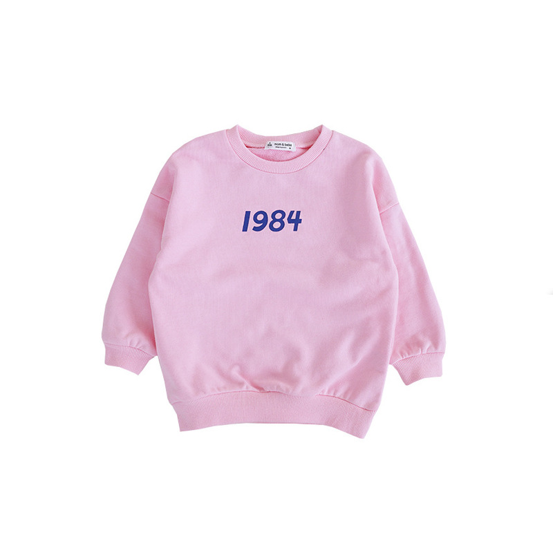 New Vogue Guardian-child Outfits Household Look Sweatshirt Household Matching Outfits Mom Father Daughter Letter Print Hoodie CA837 Matching Household Outfits, Low cost Matching Household Outfits, New Vogue Guardian baby...