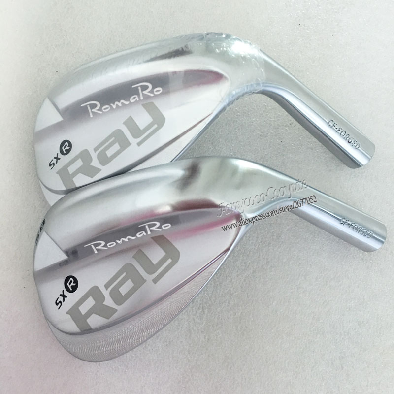 New Cooyute Golf Heads RomaRo Ray SX-R Unise Golf Wedges Head 48 50 52 54 56 58 60 Degree Golf Clubs Head No Shaft Free Shipping