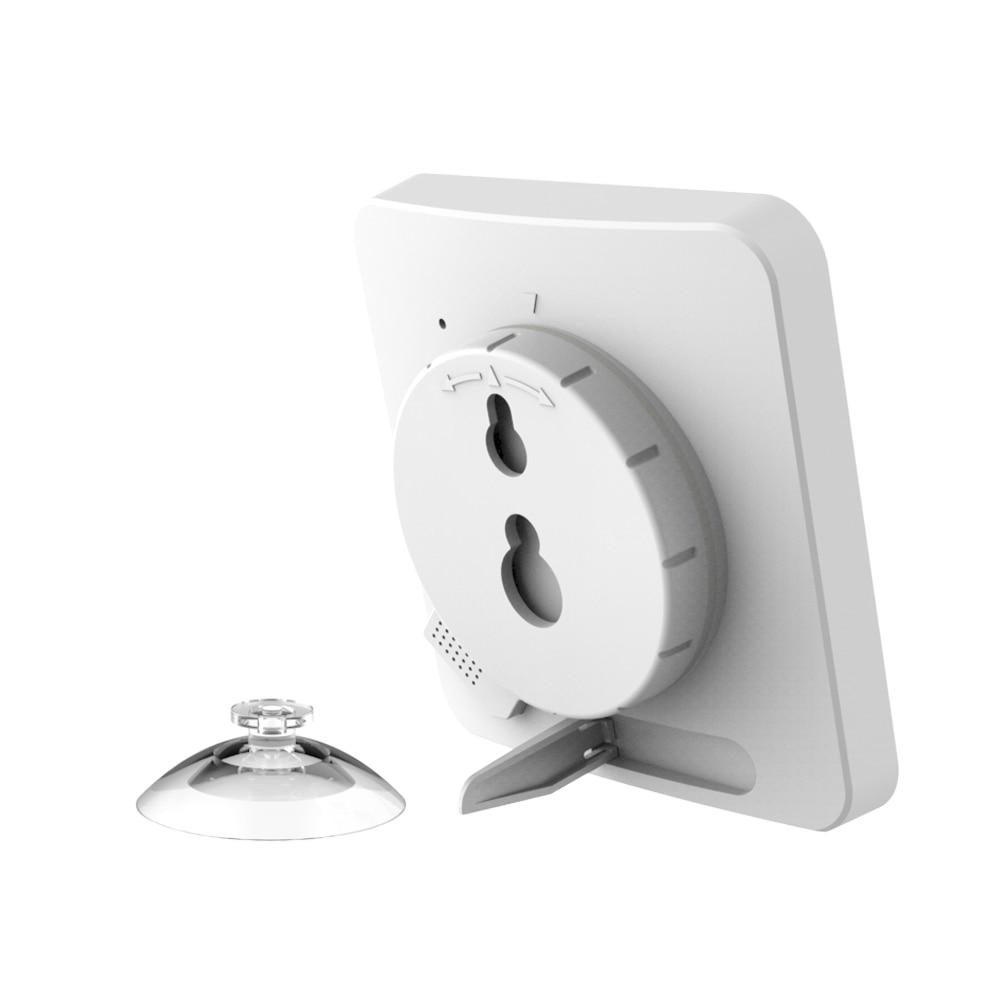 Baldr Digitale Badezimmer Uhr Wasserdicht Dusche Uhr Saugnäpfe ...