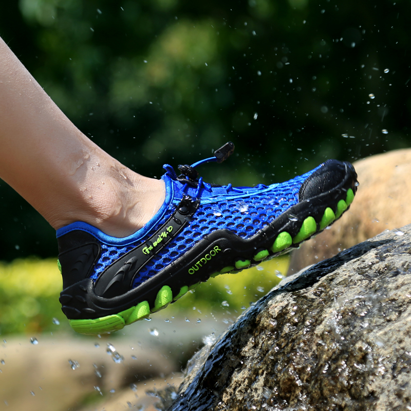 Footwear Shoes Trekking Camping-Shoes Walking-Climbing Sport-Sneakers Outdoor Breathable