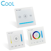 P1 P2 P3 Mi Light Smart Touch Panel Controller 5A CH Color Temperature CCT Dimming RGB