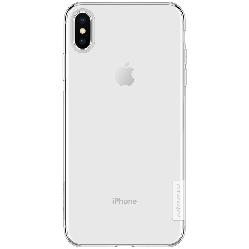 HTB1FMmcdi6guuRjy0Fmq6y0DXXae For iPhone XR Case Nillkin Nature Series Transparent Clear Casing Soft TPU Case For iPhone 11 Pro Xs Max XR 6 6S 7 8 Plus Cover