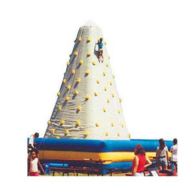 Popularne dobrej jakości Competative nadmuchiwane gry sportowe pcv nadmuchiwana ściana wspinaczkowa z dmuchawy tanie i dobre opinie XZ-CW-055 Dziecko inflatable climbing wall 0 5mmPVC L6*W6*H6m 110-220v Large Outdoor Inflatable Recreation customize Repair kit and CE UL Blower