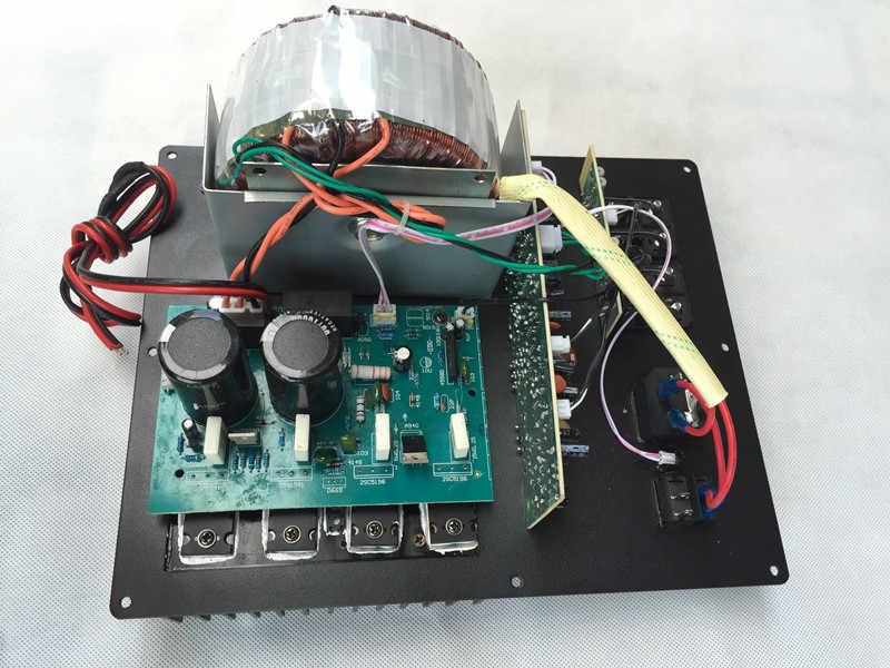 500 Вт сабвуфер усилитель домашнего кинотеатра бас чистый басовый усилитель мощности, усилитель сабвуфера, сабвуфер доска