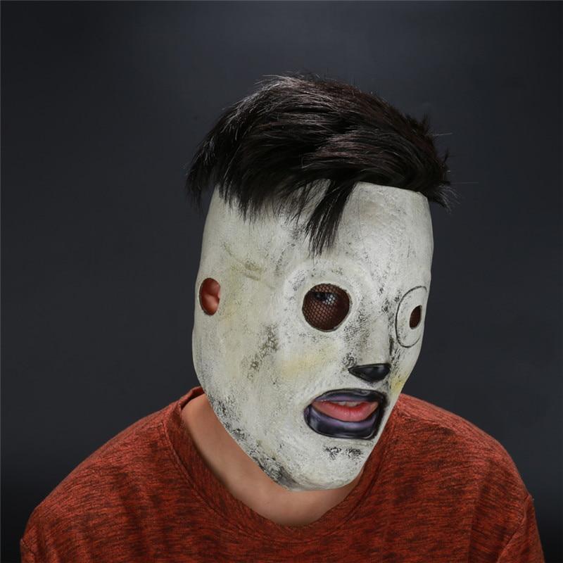 Takerlama Slipknot Mask Corey Taylor Cosplay Latex Mask TV ...