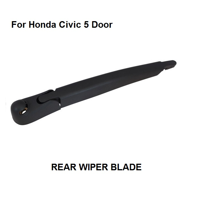 Rear wiper arm for honda civic mk7 5 doors rear windshield for Honda civic windshield replacement cost