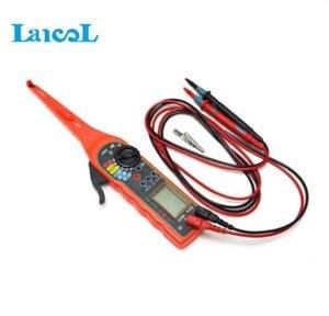 Image 2 - Lancol רכב רכב חשמלי מודד תיקון כלים עם דיגיטלי multi פונקציה אוטומטית במעגל Tester מודד מנורת 4 ב 1