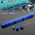 FOR VW AUDI 20V 1.8T TURBO CHARGED DTM CNC ALUMINUM INTAKE FUEL RAIL KIT SET