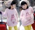 Детские осенние и зимние пальто ребенка куртка дети девушки пальто девочка верхняя одежда малыш парки куртки свободного покроя пальто