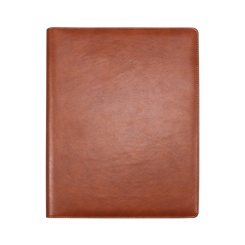 Image 2 - A4 Multifunctional Looseleaf Notebook Business Large Working Meeting Record Diary Office Stationery Supplies-in Notebooks from Office & School Supplies