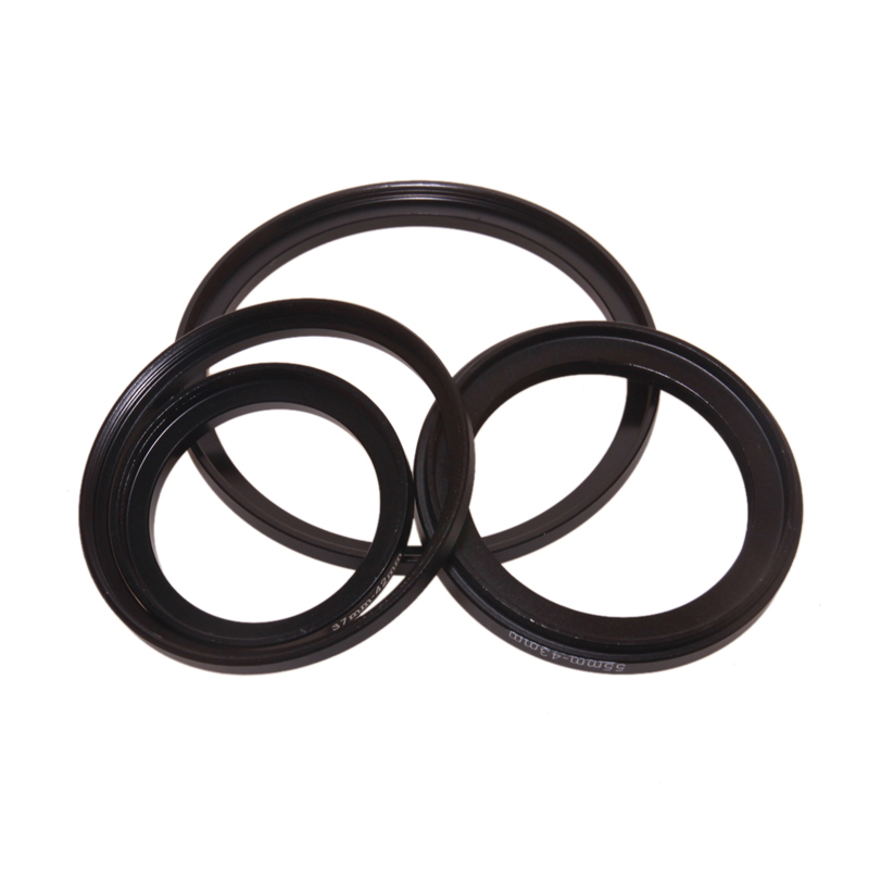 Black Metal 28mm-52mm 28-52mm 28 to 52 Step Up Ring Filter Adapter Camera High Quality