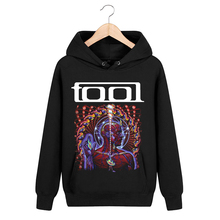 Bloodhoof  Tool Progressive Metal  cotton mens black HOODIE Asian Size