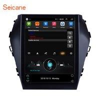 Seicane Car Multimedia Player For 2015 2016 2017 Hyundai Santafe IX45 9.7 inch Android 6.0 GPS Navigation Radio Mirror link