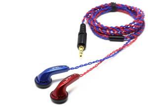 Image 4 - TY Hi Z AWK F150TS 150ohm 고 충실도 이어 버드 플랫 헤드 이어폰