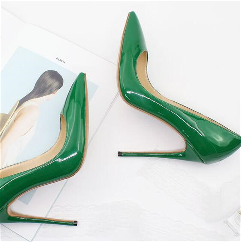 Ladies Designer Shoes Women So Nice Kate 12cm 10cm Patent Leather Black  Nude Heels Pigalle Fashion Wedding Shoes Women Pumps. 1 2 4 5 ... da45530e8f8c