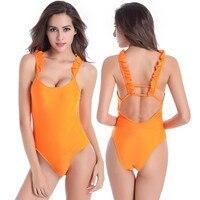 2017 tanga Bikini Badeanzug Vertuschungen Sexy One Piece Swim anzüge für Frauen Heißer Verkauf Bademode Mädchen Treiben Sets Bikinis