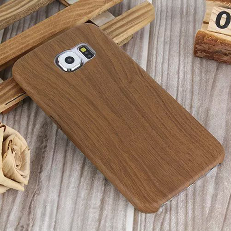 new products debbd 8eb6c US $3.41 |New Soft PU Wood Pattern Case For Samsung S7 edge S6 edge Plus /  A3 / A5 / J3 J5 J7 2016 Note 5 G530 A310 J510 J710 Back Cover on ...