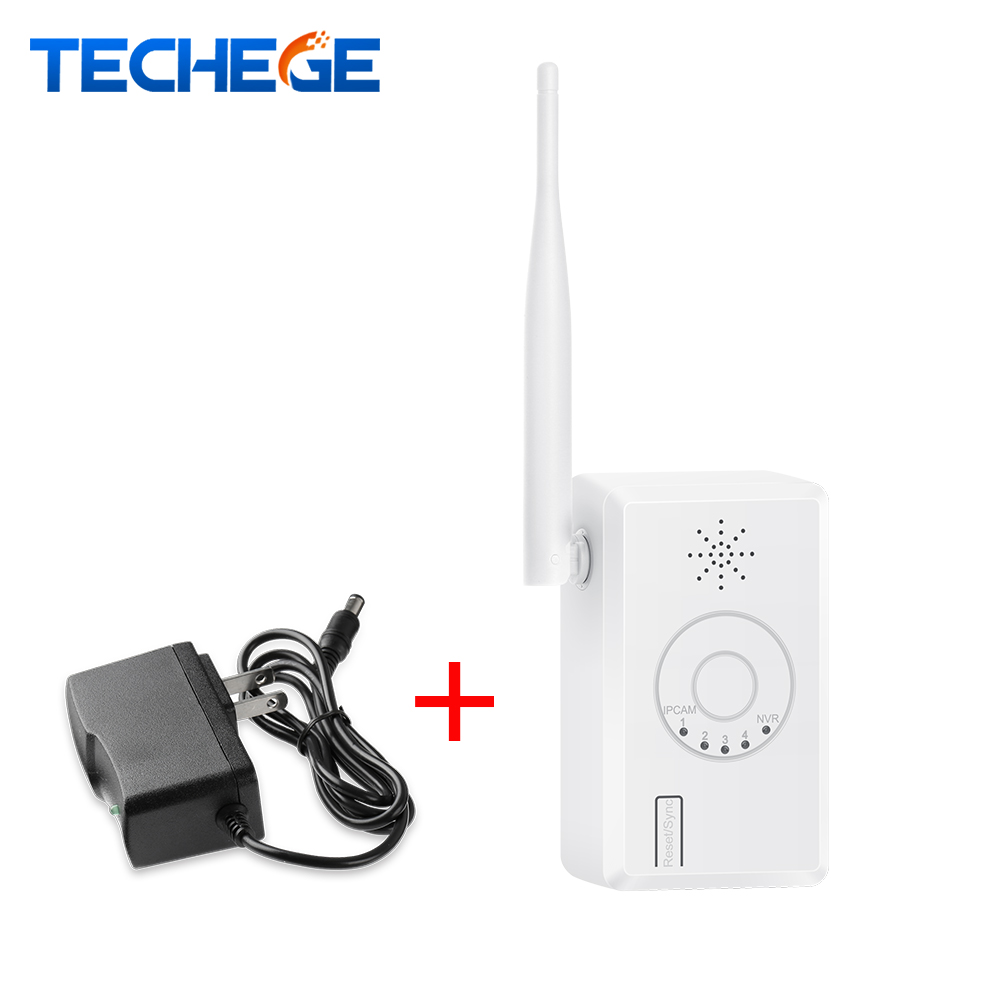 WiFi Range Extender For Techege Wireless Security Camera System