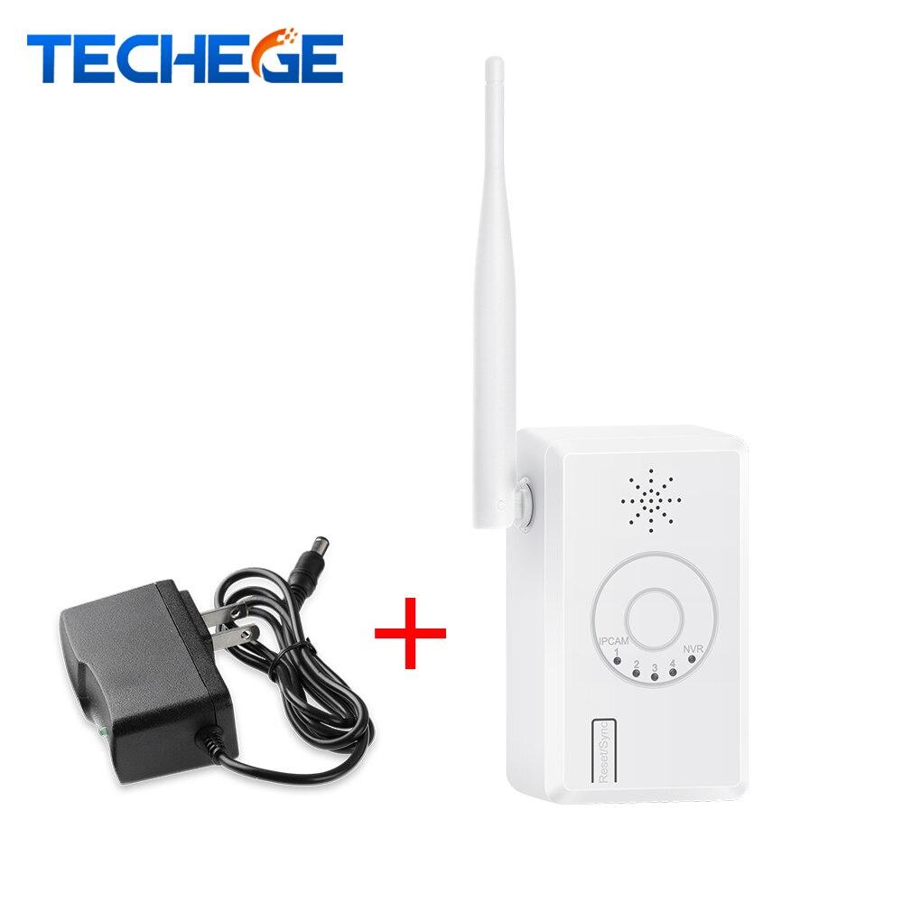 WiFi Range Extender para Techege Sem Fio Sistema de Câmera de Segurança