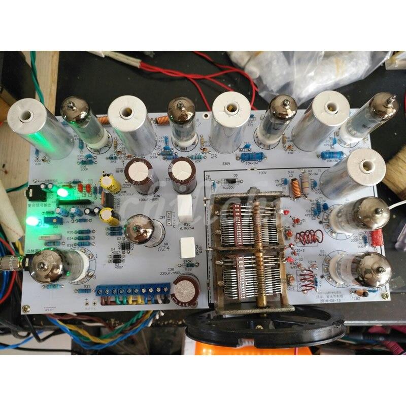 Image 5 - Elektroniczny rury/elektroniczny rury radio FM/radio FM/l stereo odbiornik z transfermer częstotliwości 88 108 MHztube fmradio fm receiverradio electronic -