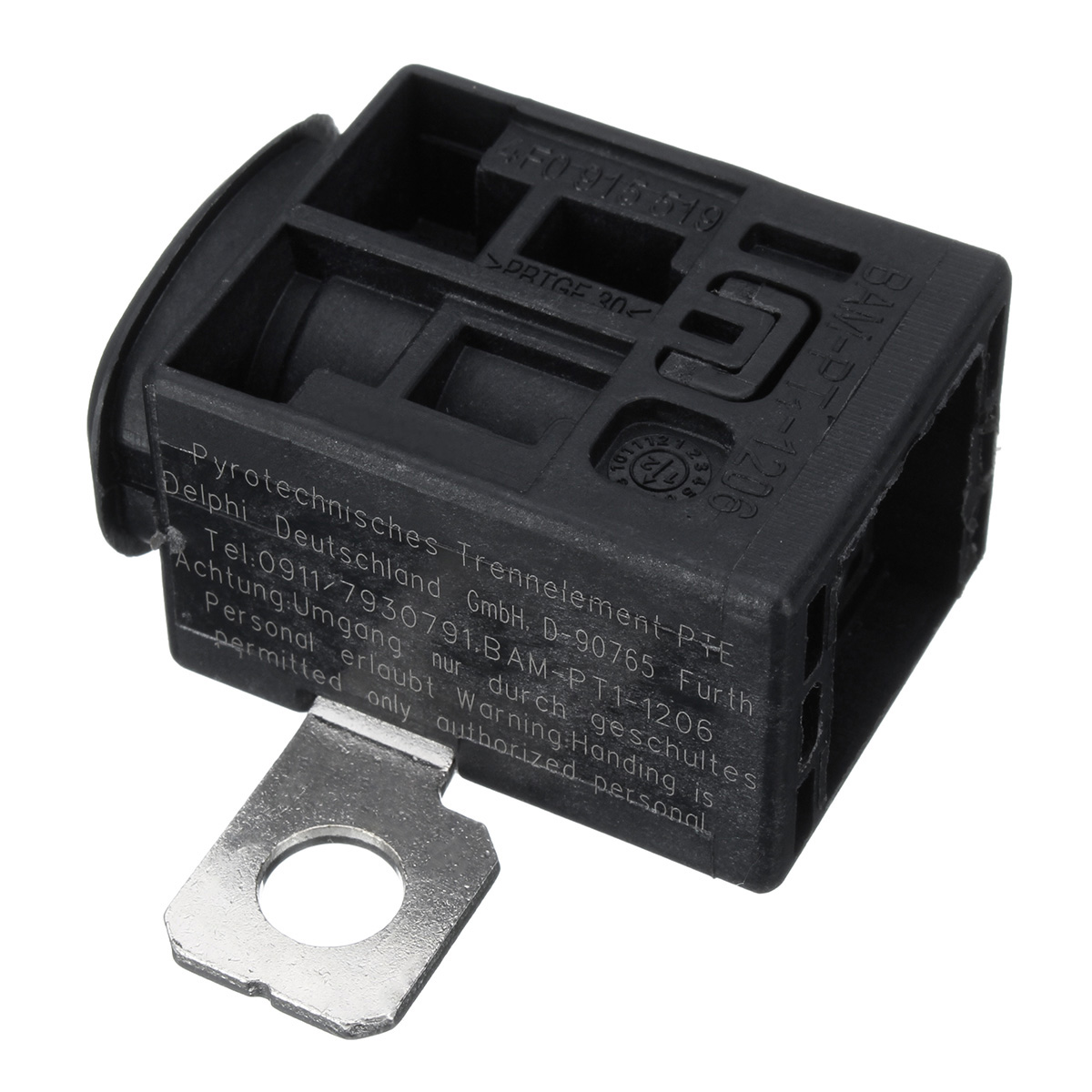 4f0915519 Battery Fuse Box Cut Off Overload Protection Trip For Audi A3 Interior Q5 A5 A7 A6 Vw Skoda In Fuses From Automobiles Motorcycles On